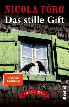 Nicola Förg: Das stille Gift, Buch
