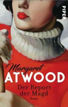 Margaret Atwood (geb. 1939): Der Report der Magd, Buch
