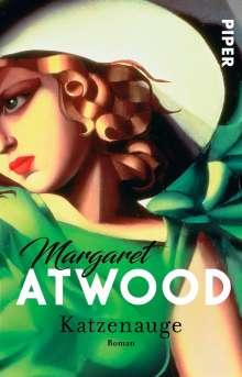 Margaret Atwood (geb. 1939): Katzenauge, Buch