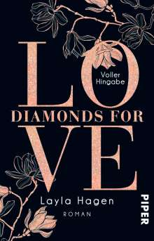 Layla Hagen: Diamonds For Love 01 - Voller Hingabe, Buch