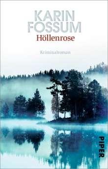 Karin Fossum: Höllenrose, Buch