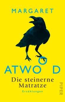 Margaret Atwood (geb. 1939): Die steinerne Matratze, Buch