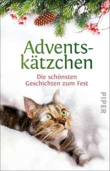 Adventskätzchen, Buch