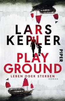 Lars Kepler: Playground - Leben oder Sterben, Buch