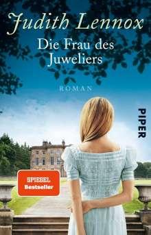 Judith Lennox: Die Frau des Juweliers, Buch