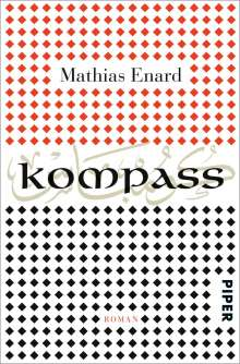 Mathias Enard: Kompass, Buch