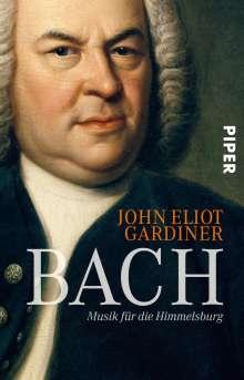 John Eliot Gardiner: Bach, Buch