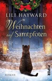 Lili Hayward: Weihnachten auf Samtpfoten, Buch