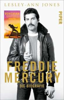 Lesley-Ann Jones: Freddie Mercury, Buch
