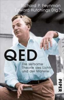 Richard P. Feynman: QED, Buch