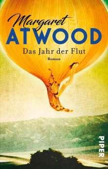 Margaret Atwood (geb. 1939): Das Jahr der Flut, Buch