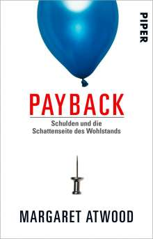Margaret Atwood (geb. 1939): Payback, Buch