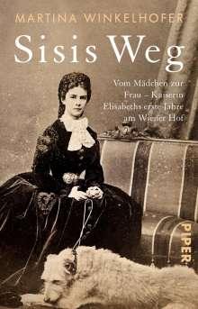 Martina Winkelhofer: Sisis Welt, Buch