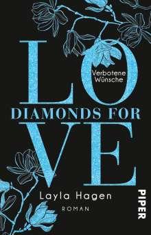 Layla Hagen: Diamonds For Love - Verbotene Wünsche, Buch