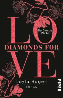Layla Hagen: Diamonds For Love - Betörende Blicke, Buch