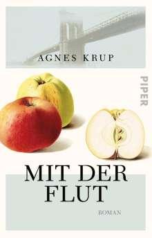 Agnes Krup: Mit der Flut, Buch