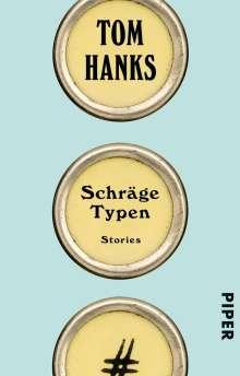 Tom Hanks: Schräge Typen, Buch