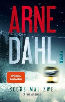 Arne Dahl: Sechs mal zwei, Buch