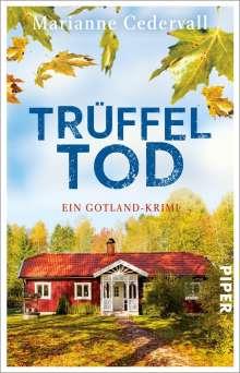 Marianne Cedervall: Trüffeltod, Buch