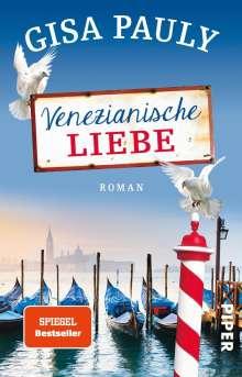 Gisa Pauly: Venezianische Liebe, Buch
