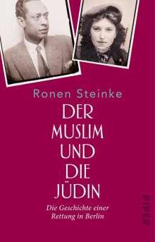 Ronen Steinke: Der Muslim und die Jüdin, Buch
