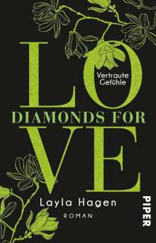 Layla Hagen: Diamonds For Love - Vertraute Gefühle, Buch