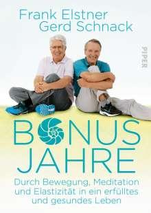 Frank Elstner: Bonusjahre, Buch