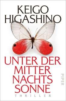 Keigo Higashino: Unter der Mitternachtssonne, Buch