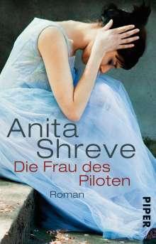 Anita Shreve: Die Frau des Piloten, Buch