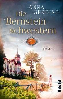 Anna Gerding: Die Bernsteinschwestern, Buch
