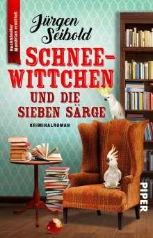 Jürgen Seibold: Schneewittchen und die sieben Särge, Buch