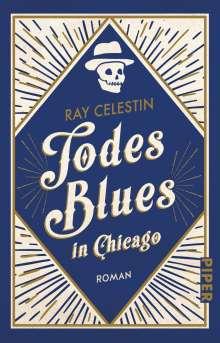 Ray Celestin: Todesblues in Chicago, Buch