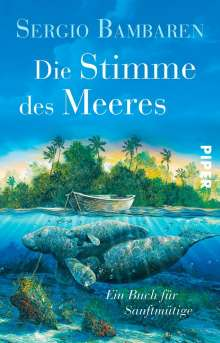 Sergio Bambaren: Die Stimme des Meeres, Buch