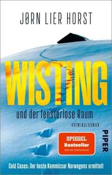Jørn Lier Horst: Wisting und der fensterlose Raum, Buch