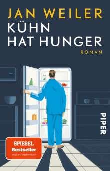 Jan Weiler: Kühn hat Hunger, Buch