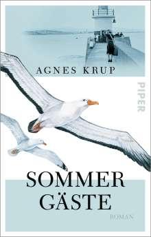 Agnes Krup: Sommergäste, Buch