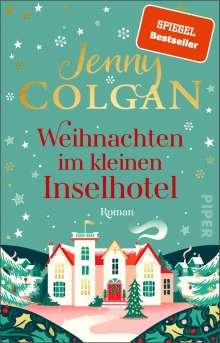 Jenny Colgan: Weihnachten im kleinen Inselhotel, Buch