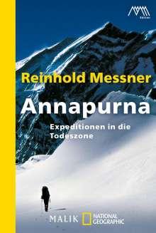 Reinhold Messner: Annapurna, Buch