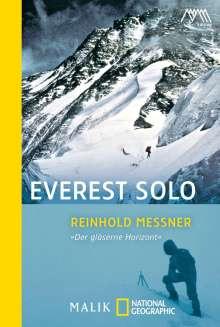 Reinhold Messner: Everest solo, Buch