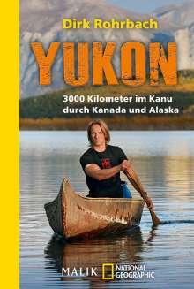 Dirk Rohrbach: Yukon, Buch
