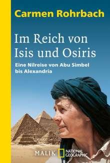 Carmen Rohrbach: Im Reich von Isis und Osiris, Buch