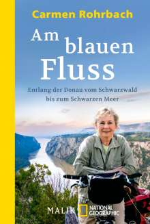 Carmen Rohrbach: Am blauen Fluss, Buch