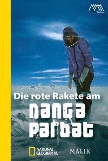 Reinhold Messner: Die rote Rakete am Nanga Parbat, Buch