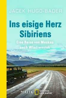 Jacek Hugo-Bader: Ins eisige Herz Sibiriens, Buch
