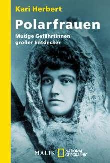 Kari Herbert: Polarfrauen, Buch