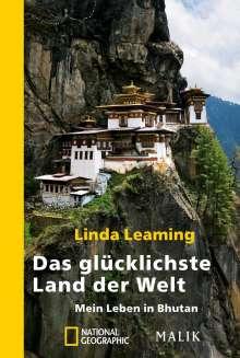 Linda Leaming: Das glücklichste Land der Welt, Buch