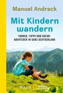 Manuel Andrack: Mit Kindern wandern, Buch