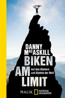 Danny Macaskill: Biken am Limit, Buch