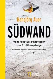Hansjörg Auer: Südwand, Buch