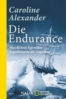 Caroline Alexander: Die Endurance, Buch